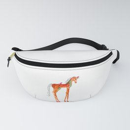 Horse Whimsy Fanny Pack