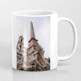 Fontana dei quattro fiumi - Ganges Coffee Mug