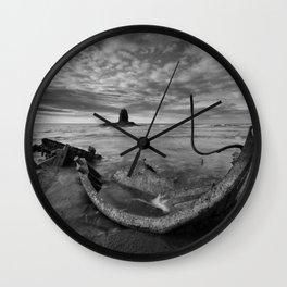 Admiral Von Tromp Wall Clock