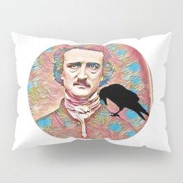 Literary Pop Culture, Edgar Allan Poe Pillow Sham