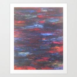 The Sea of Love Art Print