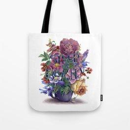 Steep In Beauty Tote Bag