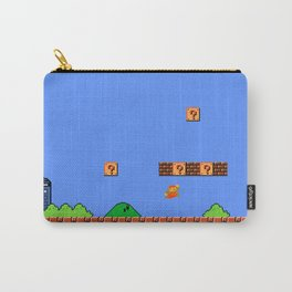 Dr. Mario? No...Doctor Who? Carry-All Pouch