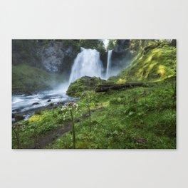 Sahalie Falls No. 2 Canvas Print