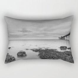 1046253 Clevedon Pier Rectangular Pillow