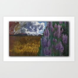 Seasonal Spectrum Art Print