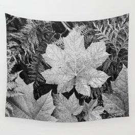 Ansel Adams - Leaves Wall Tapestry
