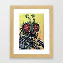 Mantotaria (Insectoid) Framed Art Print
