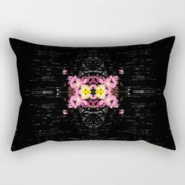 Something Pink Rectangular Pillow