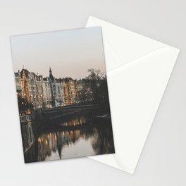 Prague, Czechia Stationery Cards