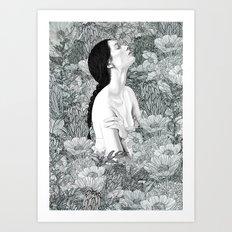 Stay wild II Art Print
