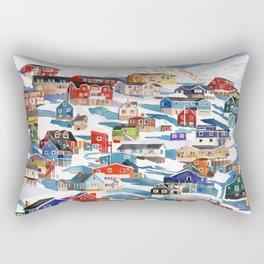 Qaqortoq Rectangular Pillow