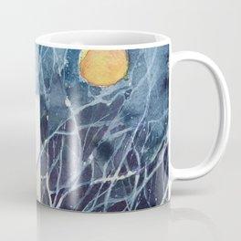Le torri e la luna Coffee Mug