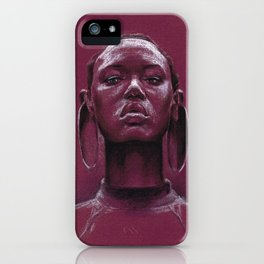 Gorgeous african iPhone Case