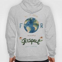 Respect Earth Art Hoody