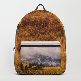 Colorado Fall Colors 3 Backpack