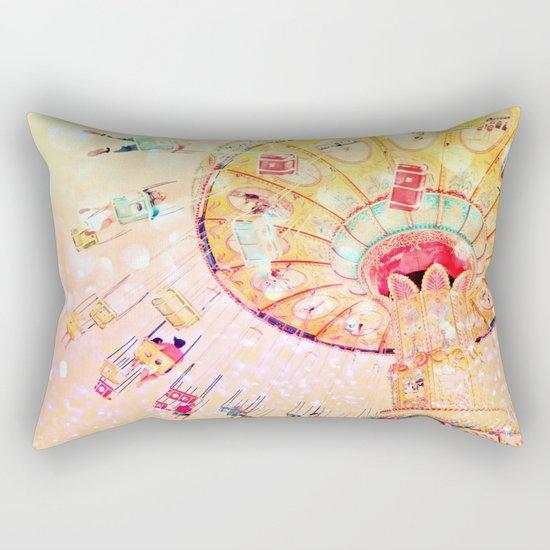 Joy Ride... Rectangular Pillow