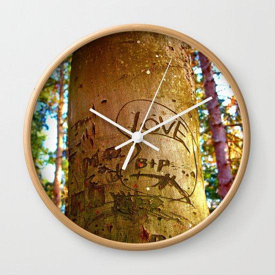 South park love Wall Clock