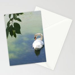 Swan Stationery Cards