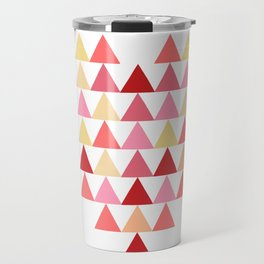 Triangles of Love Travel Mug
