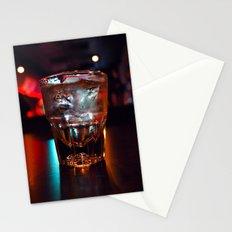 Night ice Stationery Cards