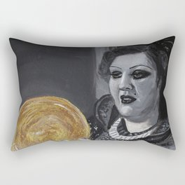 Twin Peaks - The Mother Rectangular Pillow