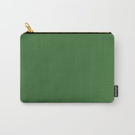 Evergreen - Tinta Unica Carry-All Pouch