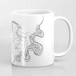 Ram Skeleton Coffee Mug