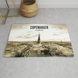Copenhagen Wallpaper Rug