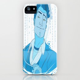 HANDSOME JACK HOLO iPhone Case