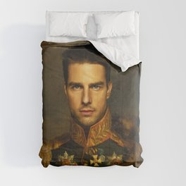 Tom Cruise - replaceface Comforters