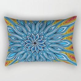 The Blues Rectangular Pillow
