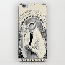 Fig. II - The High Priestess iPhone Skin