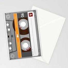 K7 Cassette 6 Stationery Cards