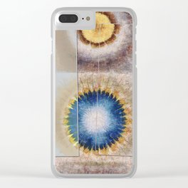 Serology Bald Flowers  ID:16165-155655-05591 Clear iPhone Case