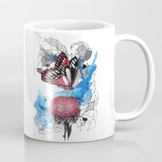 Butterfly I by carographic, Carolyn Mielke Mug