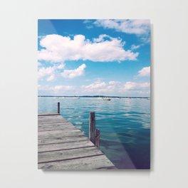 Lake Mendota Metal Print