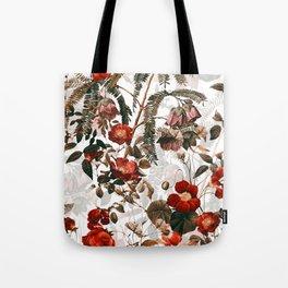 Vintage Garden III Tote Bag
