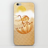 freedom iPhone & iPod Skins featuring Freedom by José Luis Guerrero