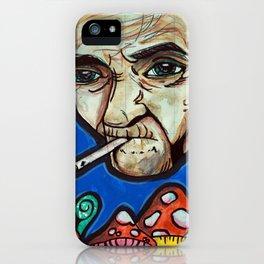 Maria Sabina iPhone Case
