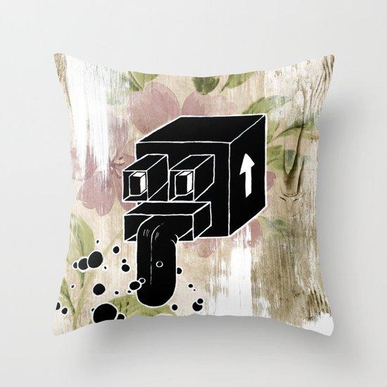 Mystery Xmas Exchange No:2 Throw Pillow