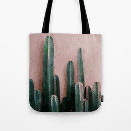 Cactaceae Tote Bag