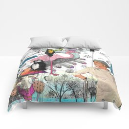 Collage I Comforters