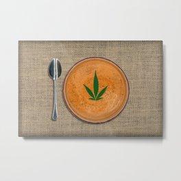 Soup Du Jour Metal Print