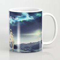 circus Mugs featuring Circus by Cs025