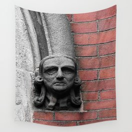 Stone-Faced Wall Tapestry