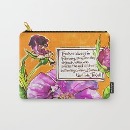 Promise of Summer Carry-All Pouch