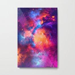 Artistic XCI - Nebula Metal Print