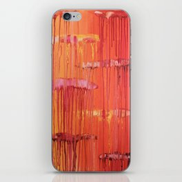 """feel"" iPhone Skin"