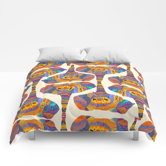 Elephant Play Comforters